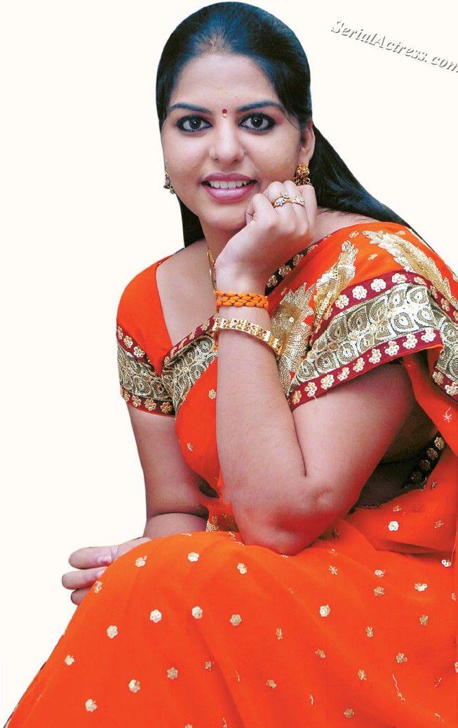Srividya Thendral Serial Actress   Serial Actress