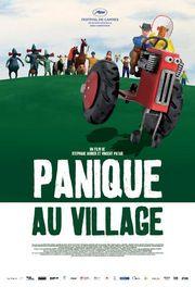 Panique au village (A Town Called Panic) (2009)