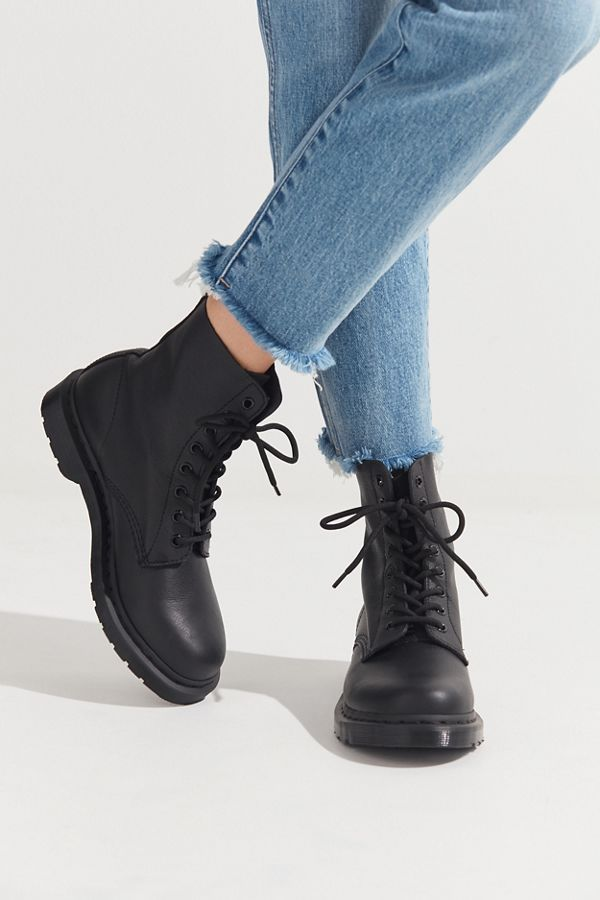 d88b3537443fe1 Dr. Martens 1460 Pascal Virginia Mono Boot in 2019 | clothes | Boots ...