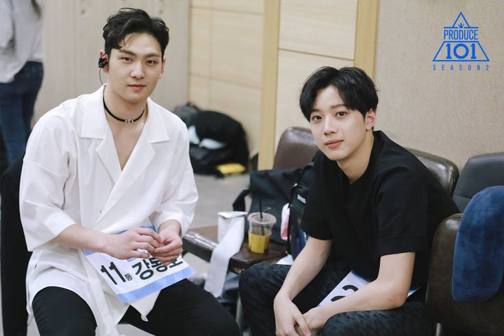 Kuanlin × Dongho really miss this couple.