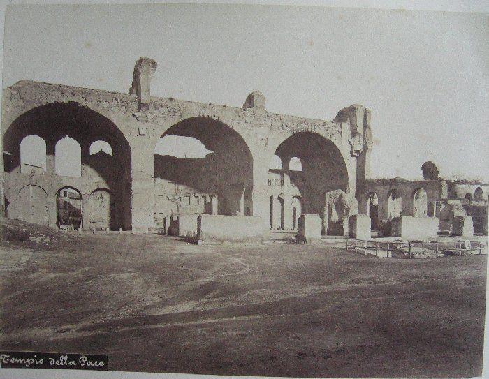 Tempio della Pace ante 1875