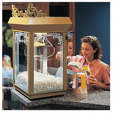 Old-time Popcorn Popper traditional-specialty-kitchen-electrics