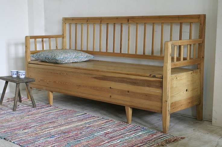 need a swedish bench