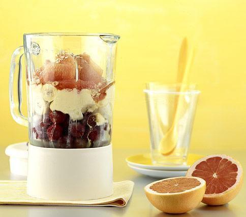 Grapefruit-Smoothie Rezept - [ESSEN UND TRINKEN]