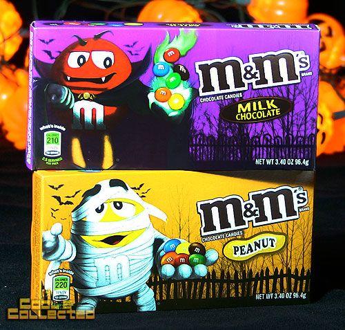 mms halloween packaging - Mms Halloween