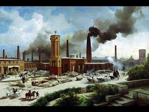 Die stählerne Zeit- 1. industrielle Revolution im Ruhrgebiet