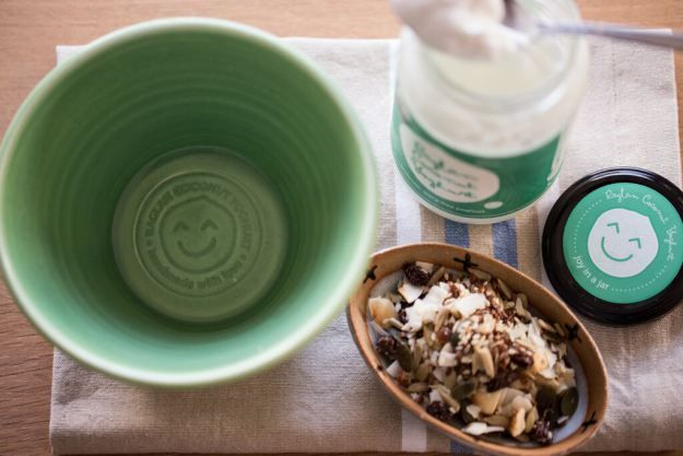 Yoghurt so good it deserves its own specially designed bowl! http://nzfoodfinder.com/2015/12/03/local-foodie-qa-latesha-randall-raglan/