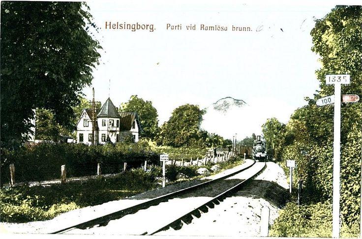 Helsingborg Ramlösa Järnväg
