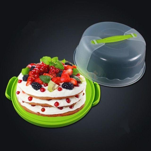 NEW Portable Muffin Cake Cupcake Dessert Pretension Box Carrier Storage Organizer Container Review