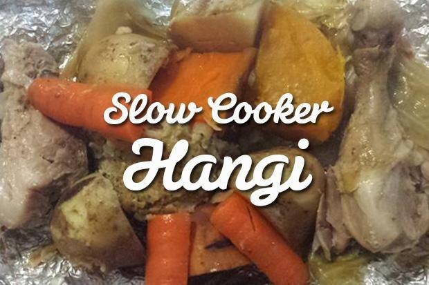 Robert Rakete's Slow Cooker Hangi - Article - The Breeze