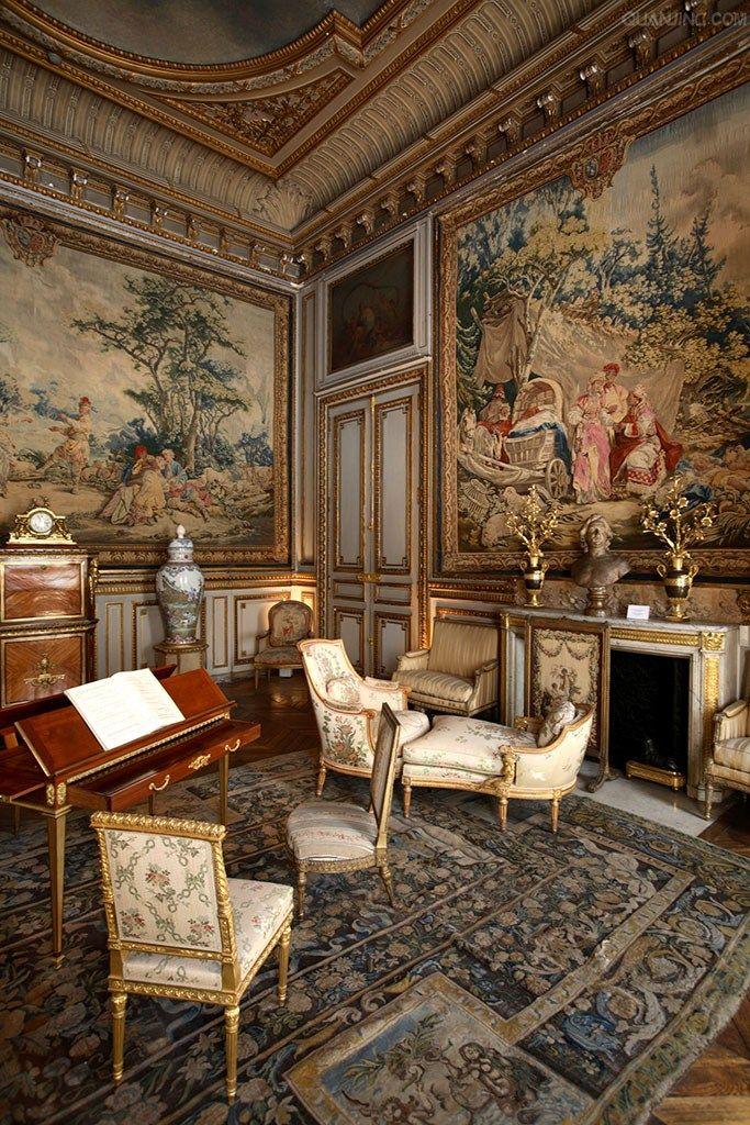 M s de 25 ideas incre bles sobre interiores franceses en for Decoracion de interiores luis xv