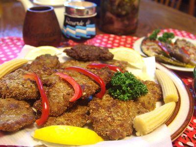 イタリアの影響を受けたアルゼンチン料理を味わう!  http://www.tadaku.com/menus/10581