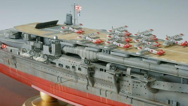 日本海軍空母 加賀1933 1/350 - 軍艦 - プラモデル - エメマンさんの ...