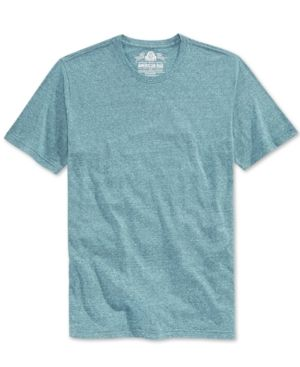 American Rag Men's Solid Tri Blend Big & Tall T-Shirt, Only at Macy's -