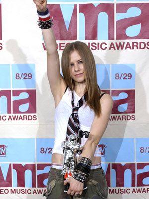 Avril Lavigne - 2002