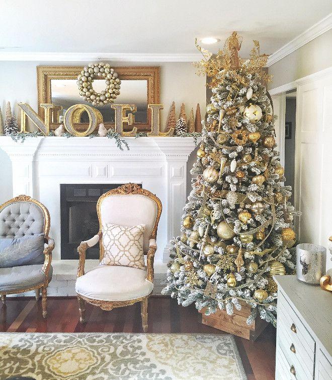 45 Elegant Farmhouse Decor Ideas For Your Home: 935 Best Images About Christmas Decor On Pinterest