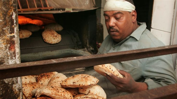 Le Chacal: Égypte: rationnement du pain high-tech!