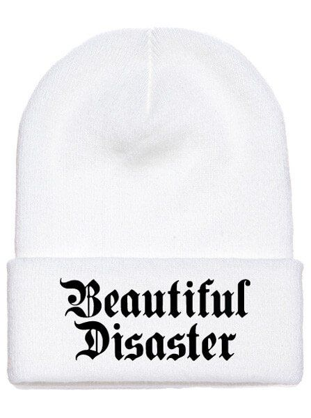 Punk Princess Beanie | Beautiful Disaster (More Options) | Inked Shop