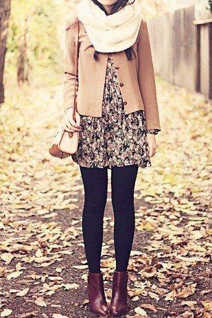 Vestido: | 14 Prendas súper útiles para hacer la transición de verano a otoño