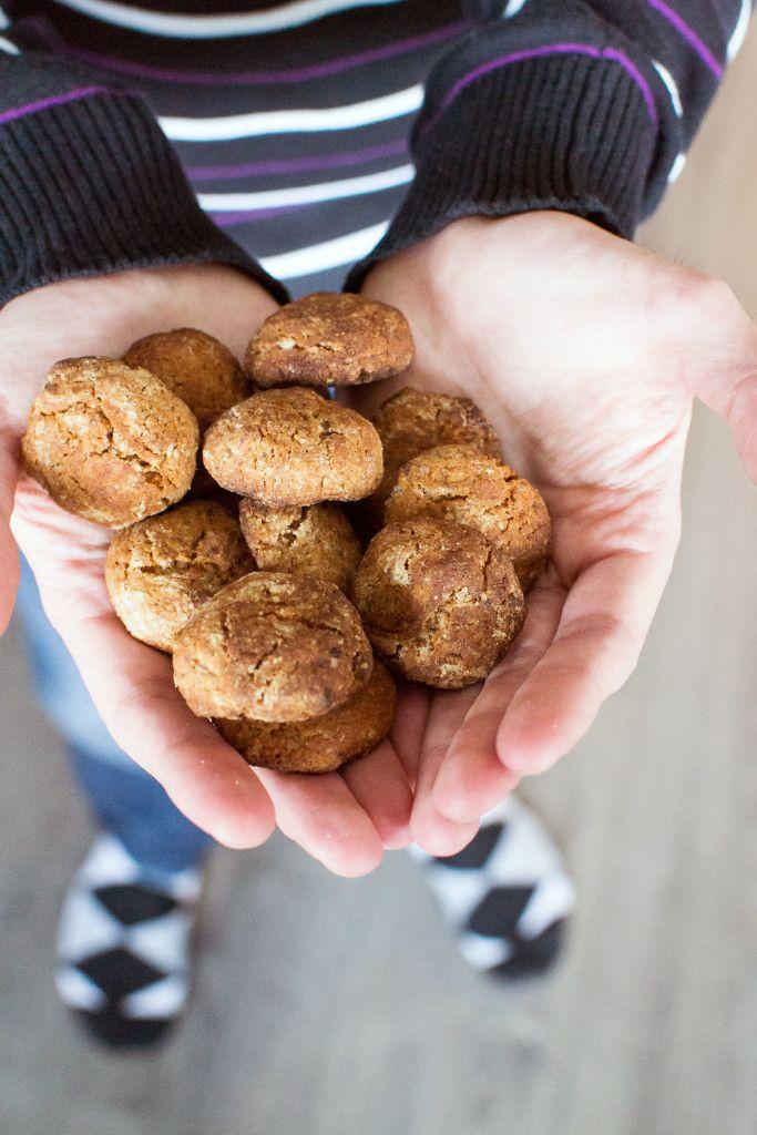 Pepernoten (kruidnoten) recept van Rens Kroes