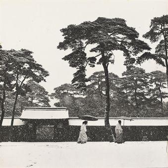 Werner Bischof, Strip-tease Girls, Tokyo, 1951