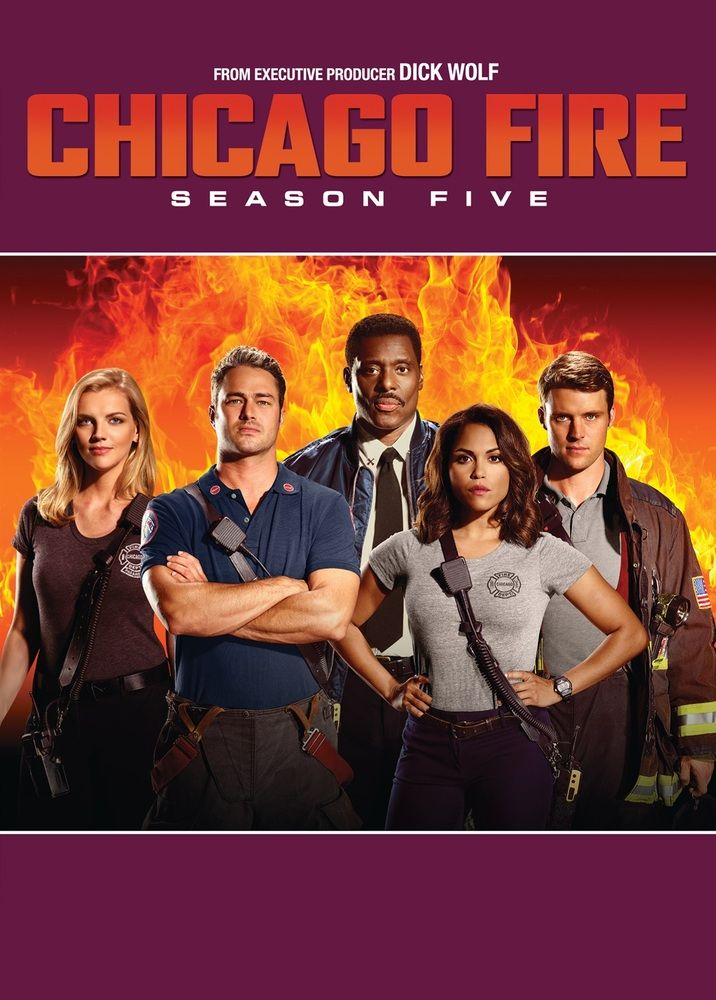 Chicago Fire Season Five 6 Discs Dvd Best Buy Chicago Fire Chicago Fire Season 5 Taylor Kinney