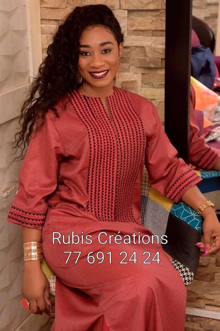 Joli Modèle à Faire En 2019 Robe Africaine Boubou Mode