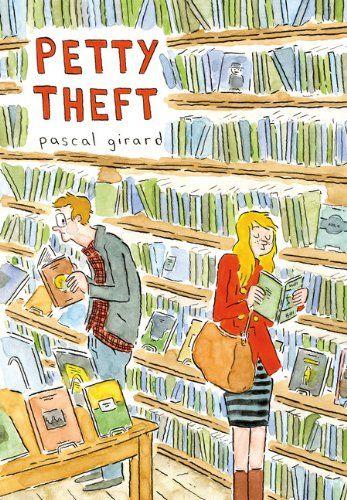 Petty Theft by Pascal Girard http://www.amazon.com/dp/1770461523/ref=cm_sw_r_pi_dp_E4T1ub1XD2NYM