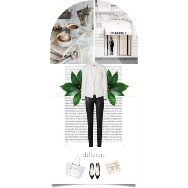 """Different"" by essenceve on Polyvore"
