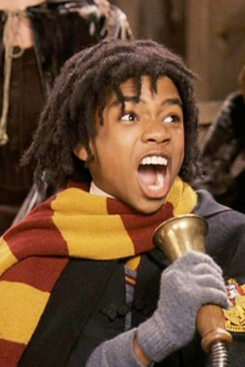 """Luke Youngblood as Lee Jordan 