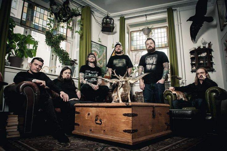 Beskidt metal klassisk rock og stærke på scenen
