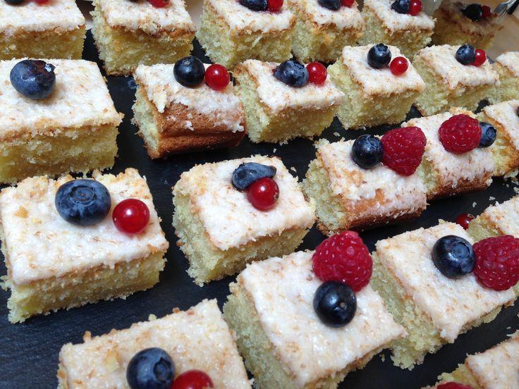 The London School of English - dessert