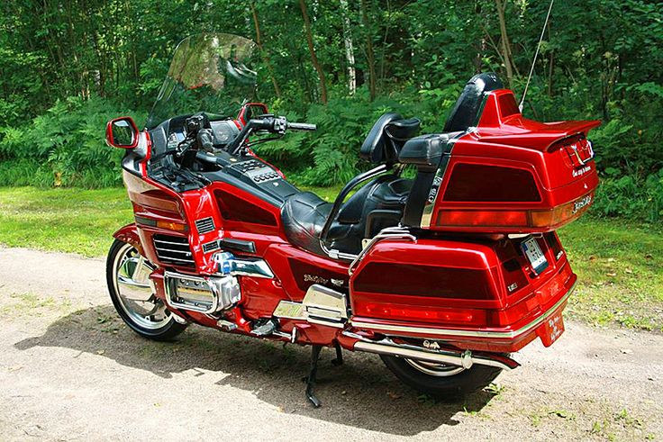 Image Result For Honda Goldwinga