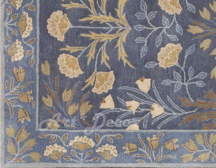 New Persian 9x12 Ebay Adeline Blue Woolen Area Rugs Carpet Traditionalpersianoriental Persianarea Rugscarpetspottery Barn