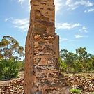 Ruins in the Outback by darkydoors