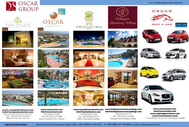 www.oscarresort.com #Kyrenia #Cyprus @oscarresort oscarresorthotel
