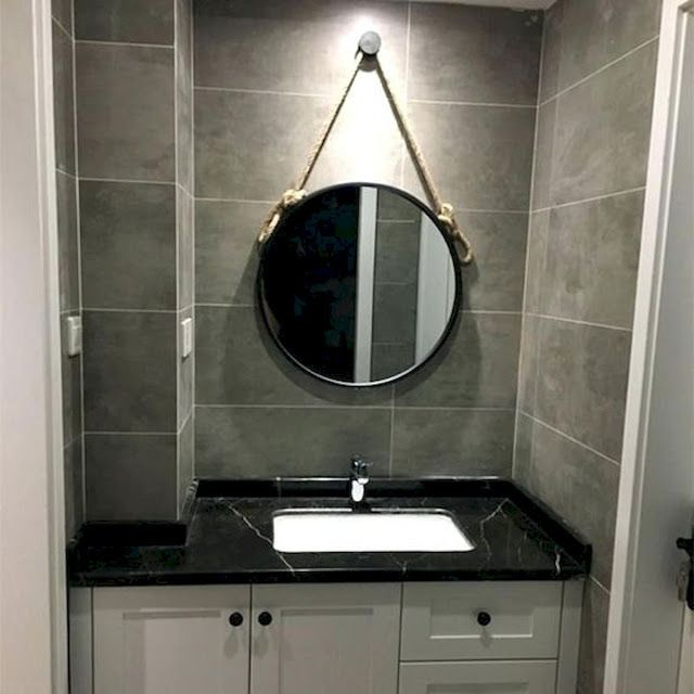 20 Creative Diy Mirror Ideas To Decorate Your Bathroom Bathroom Mirror Amazing Bathrooms Diy Mirror