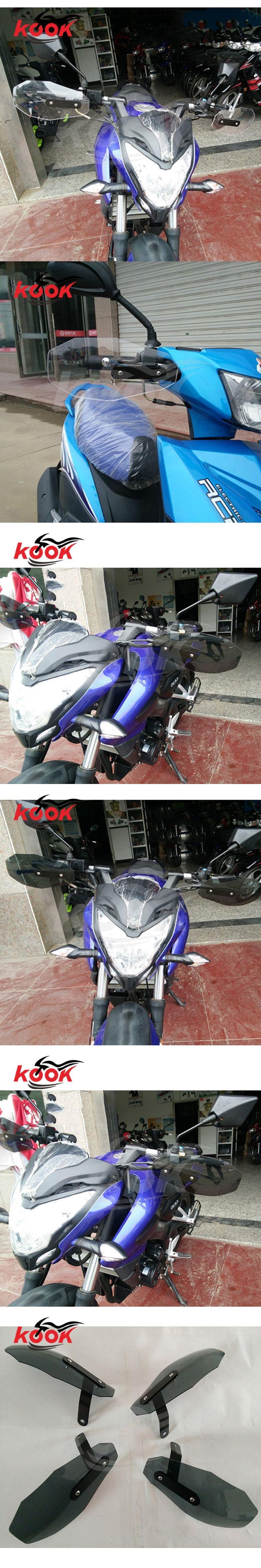 transparent ATV Off-road dirt pit bike Protection moto hand guard for kawasaki honda suzuki yamaha harley motorcycle handguard