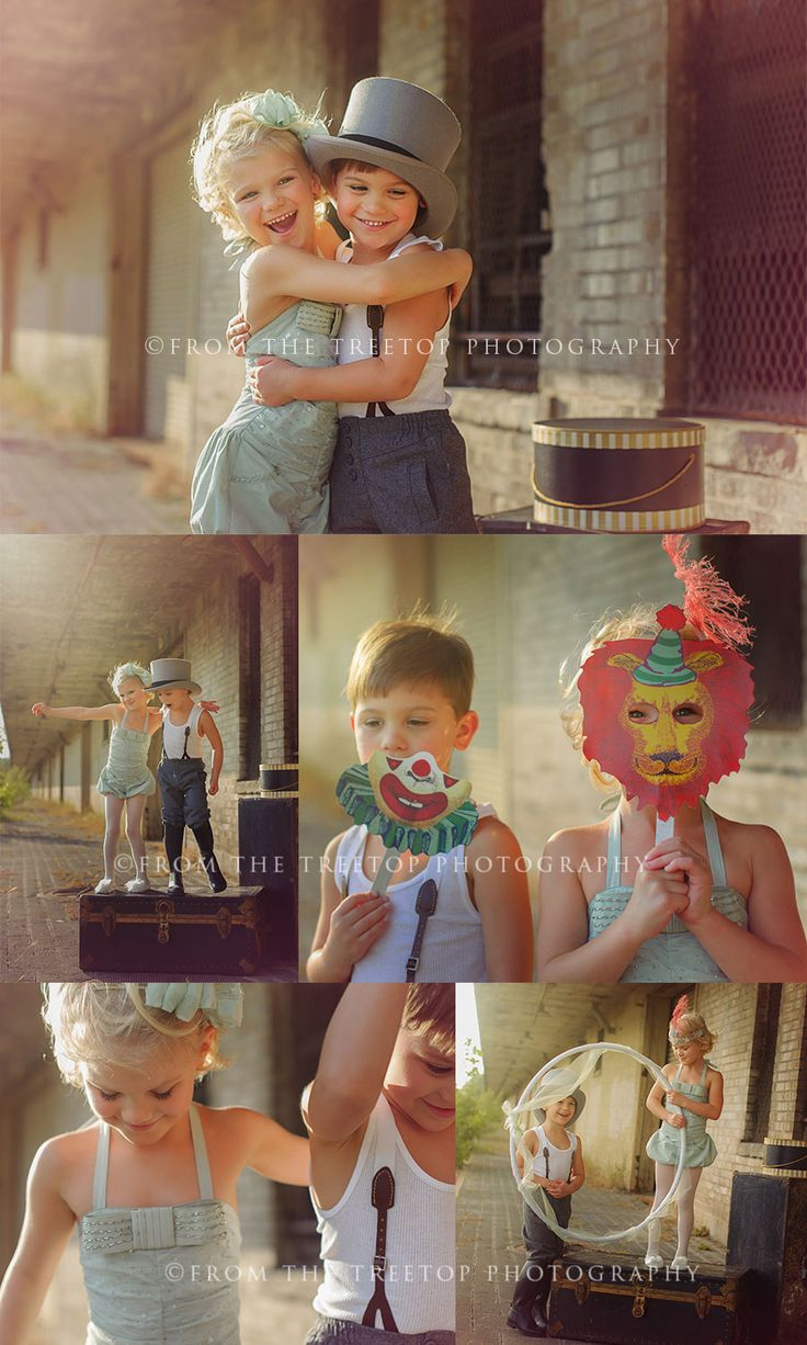 [welcome to the circus…] dallas dfw child photographer