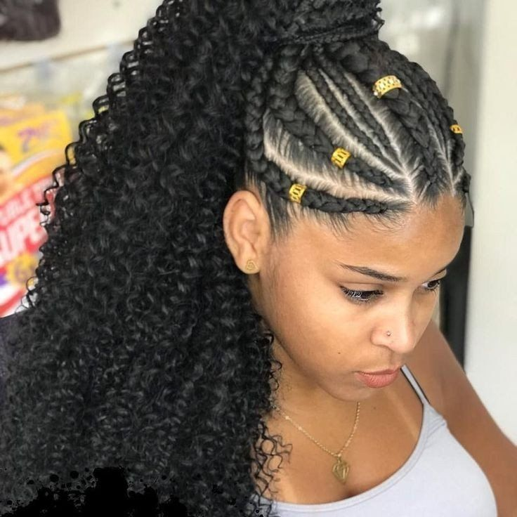 2020 New Braided Hairstyles Ani Exclusive Braided Hairstyles New Braided Hairstyles Hair Ponytail Styles