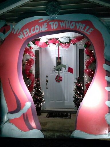 711 Best Christmas Whoville Images On Pinterest