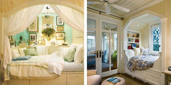 17 meilleures images propos de lit alcove sur pinterest lit coin chambres parentales et tages. Black Bedroom Furniture Sets. Home Design Ideas