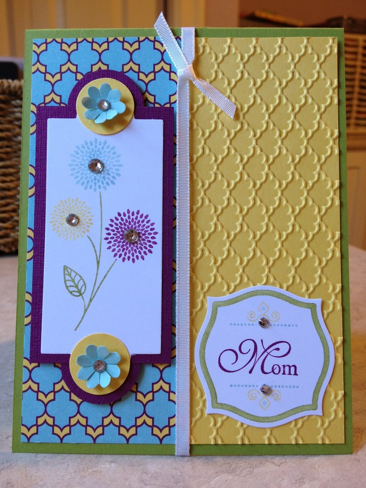 World Treasures, International Bazaar dsp, Apothecary Accents framelits, Fancy Fan folder - Catherine Loves Stamps: Cards Iv, Bazaars Dsp, Fancy Fans, Apothecaries Accent, Cards Birthday, Fans Folder, Cards Stampin, Birthday Cards, Cards Peacocks