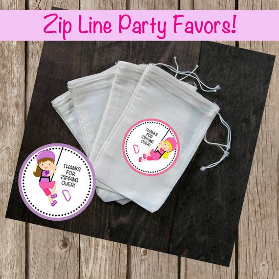 28 best zip lining party images on pinterest birthdays birthday zip line birthday party favorszip line party favor by izybgifts 1225 stopboris Gallery