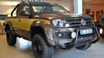 German dealer creates VW Amarok Colt Seavers Edition [w/video]