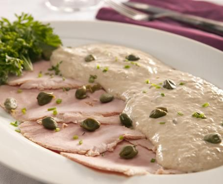 Image result for vitello tonnato