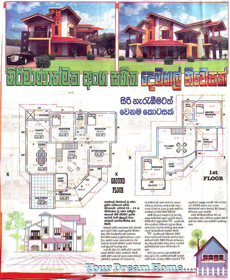Latest house designs in sri lanka