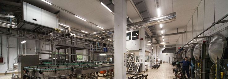 Hero Factory-Find out how food industry lighting is eliminating maintenance problems at Hero factory