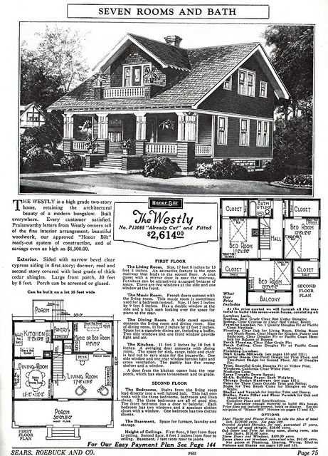 1000 images about 5 gabled roof 1 1 2 stories side for 1925 bungalow floor plan