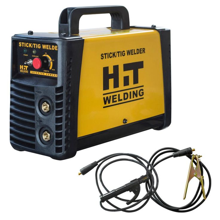 HIT Welding 80 Amp 120Volt TIG / Stick Welder802030